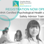 CMHA Certified Psychological Health and Safety Advisor