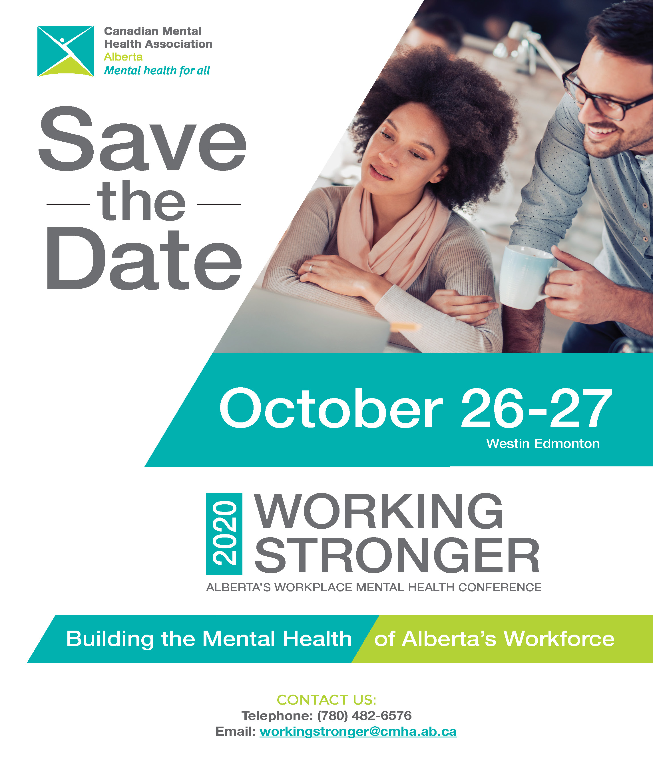 Working Stronger – Workplace Mental Health Conference