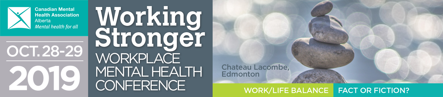 Working Stronger Workplace Mental Health Conference