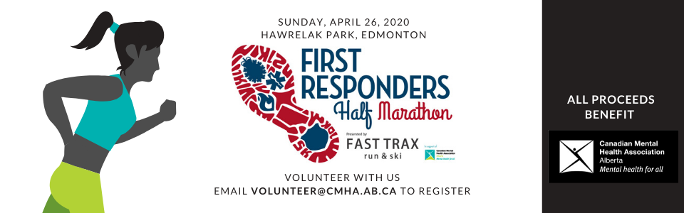 First Responder's Half Marathon –  Edmonton